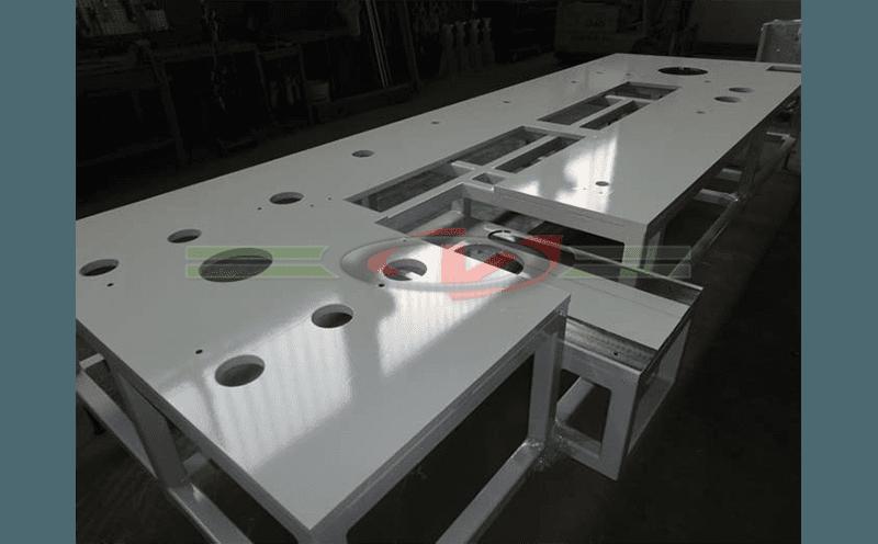 carpenteria per industria automazione