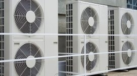 impianti di climatizzazione industriale