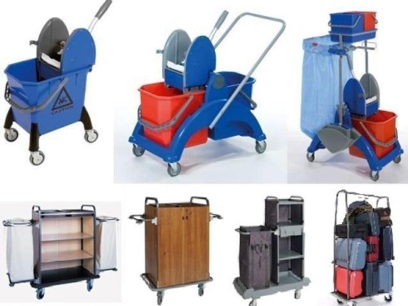 noleggio attrezzatura pulizie