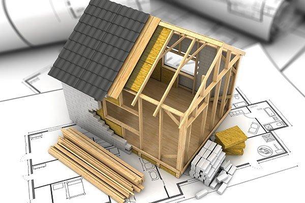 progetto 3d casa