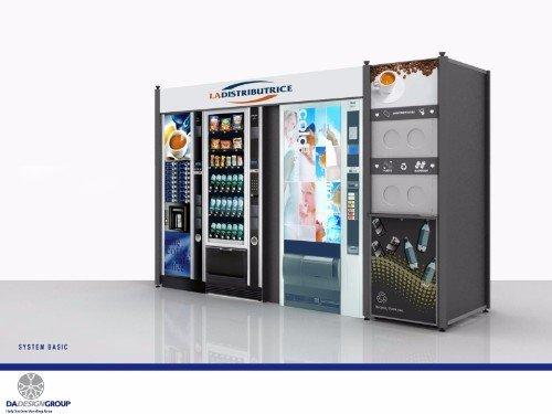 serie di distributori automatici