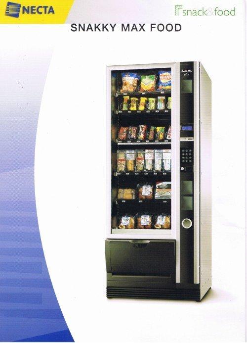 Distributore automatico di prodotti naturali