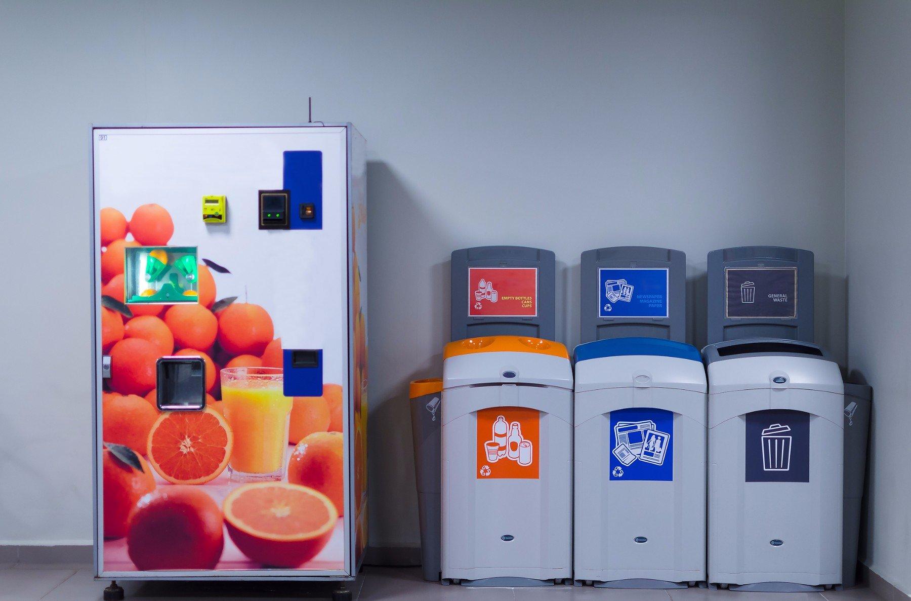 distributore di bevande