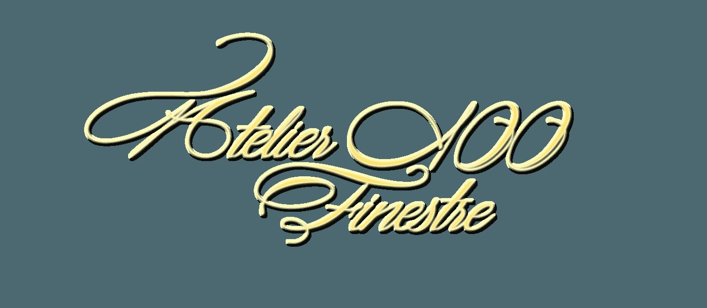 Atelier 100 Finestre - Logo