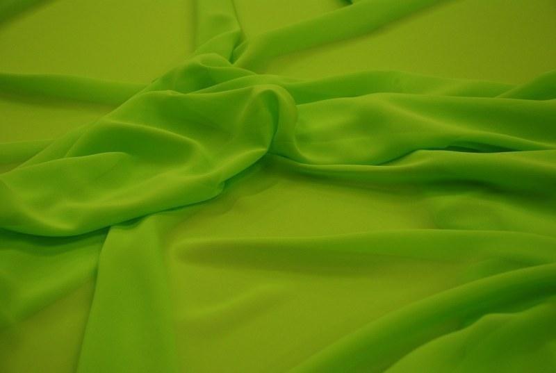 Tessuto colore verde