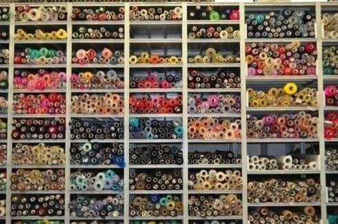 Yarns for seamstresses