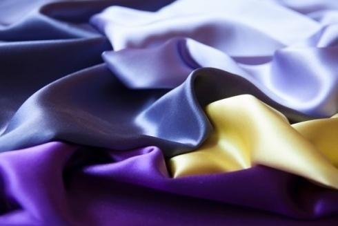 tejidos de color liso