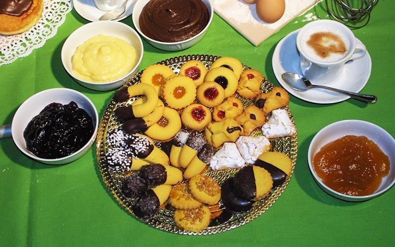 biscotti e dolci secchi