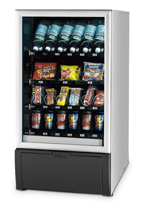 snack machine modello fast