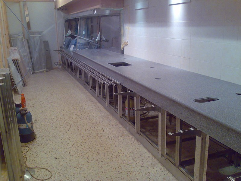 bespoke counter tops
