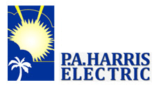 P.A. Harris Electric logo