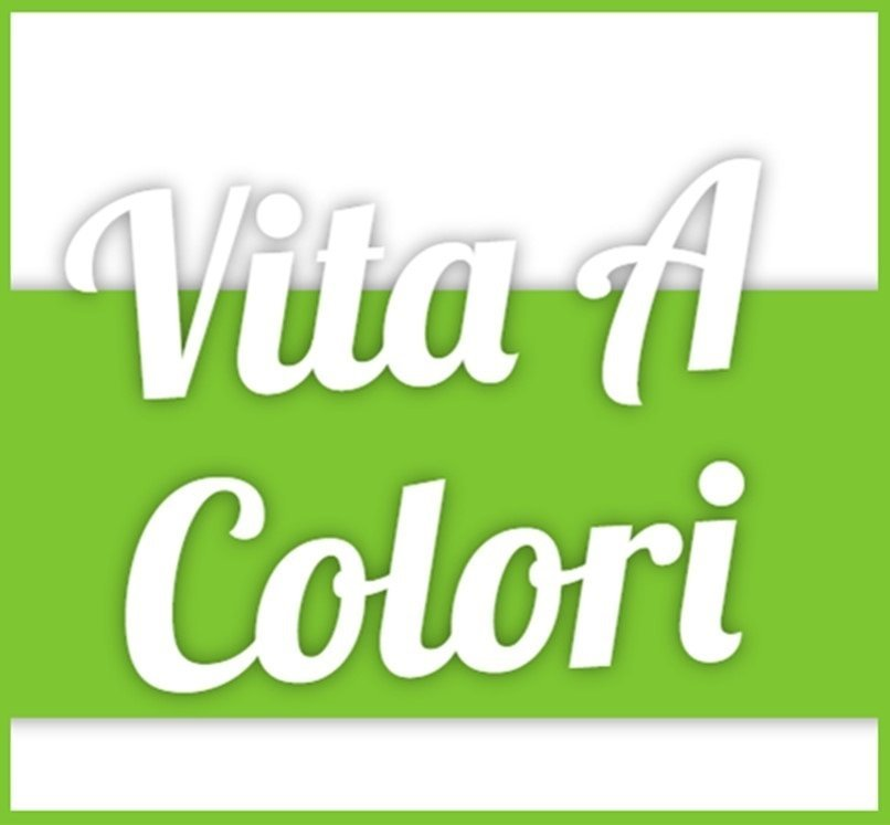 VITA A COLORI - DISTRIBUTORE HERBALIFE - LOGO