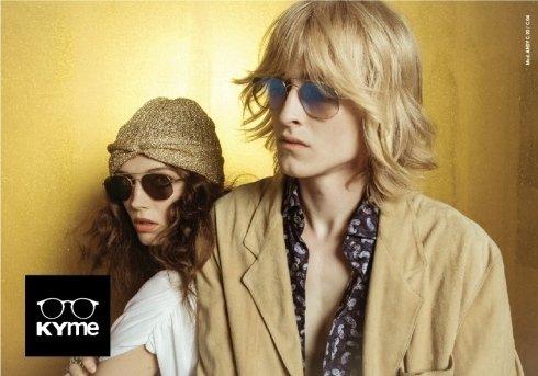 occhiali da sole donna e uomo - KYME