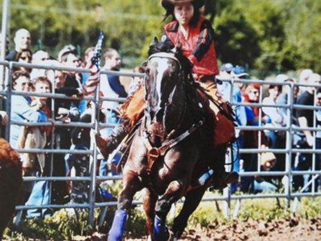 Equitazione a San Francesco al Campo