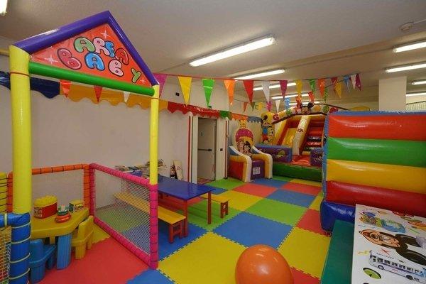 children's playroom hotel