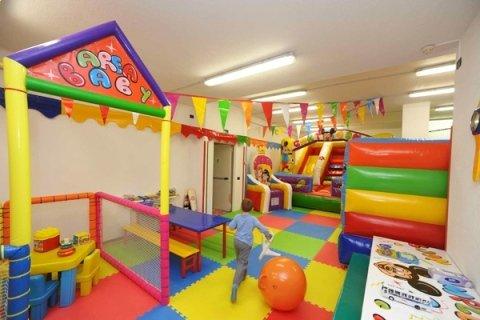 area baby albergo