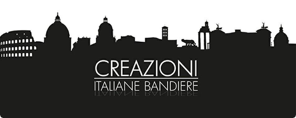Creazioni italiane bandiere