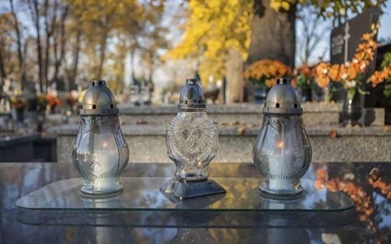 urne di vetro