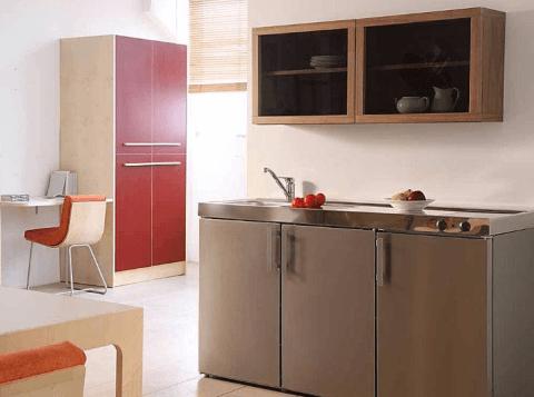 Miniküche für zuhause