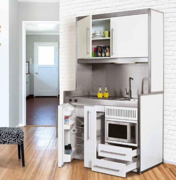 Mini Cucine compatte - Bergamo - Italia - F.M. Progetto Cucina