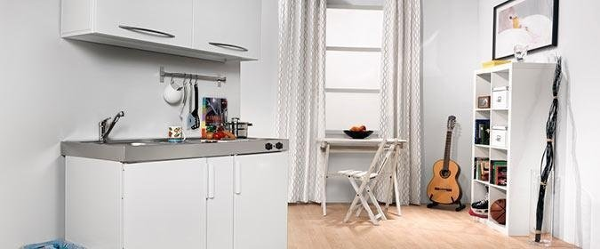 Modulare Mini-Küchen