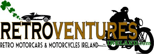 RetroVentures Ireland - Classic Car and Motorcycle Rental Ireland