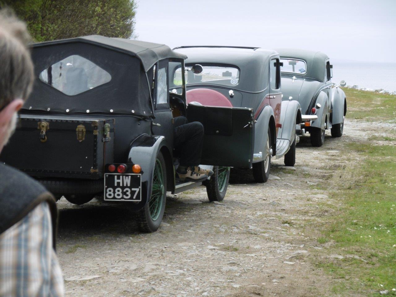 Classic Car Tours Ireland