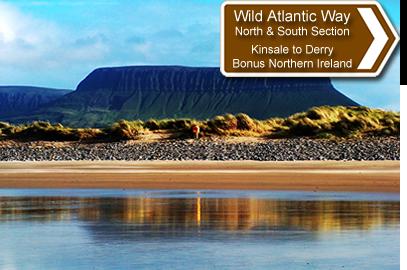 Self Guided Motorcycle Tour Ireland Wild Atlantic Way