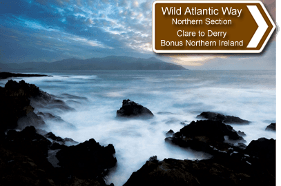 Link to Wild Atlantic Way (Northern Section) Motorcycle Tour Ireland