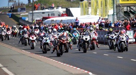 Ireland Northwest 200 Road Race Motorcycle Self Guided Tour