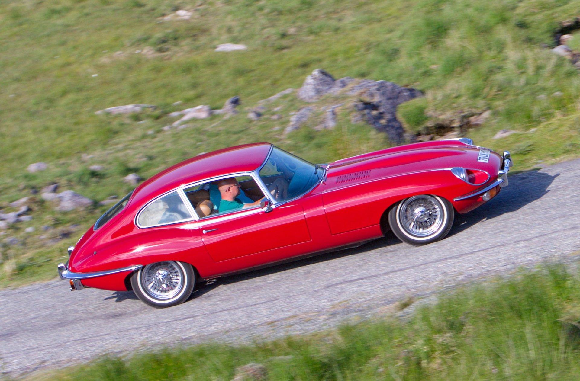 Car Hire Ireland: Motorcycle & Classic Car Rental