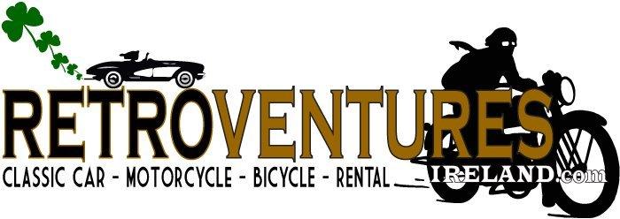 RetroVentures Ireland - Classic Car and Motorcycle Rental Ireland