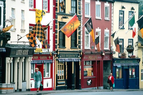 Car and Motorcycle Tours Ireland
