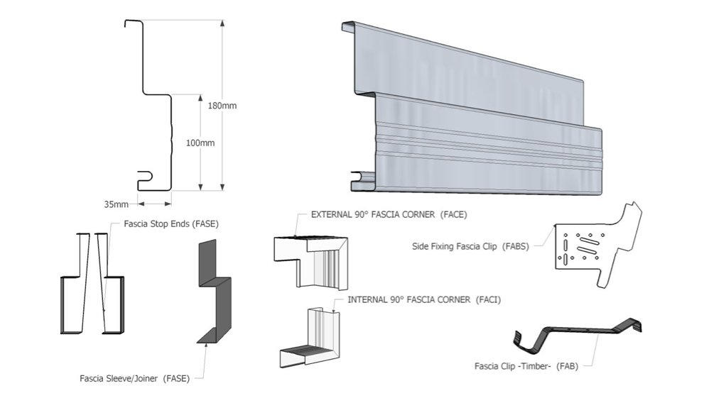 Fascia Specifications