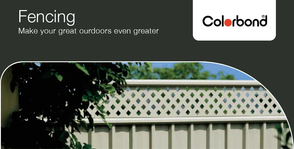 Colorbond Fencing Western Australia Combined Metal