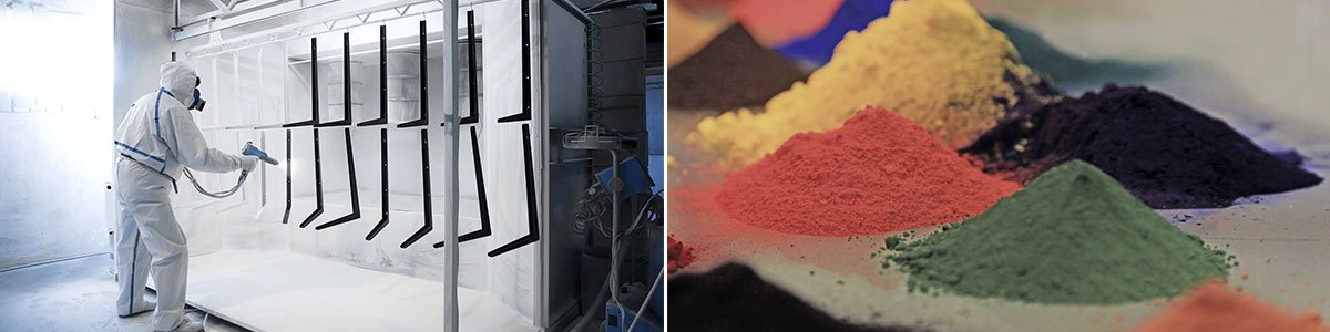 Powder coating services in Western Australia