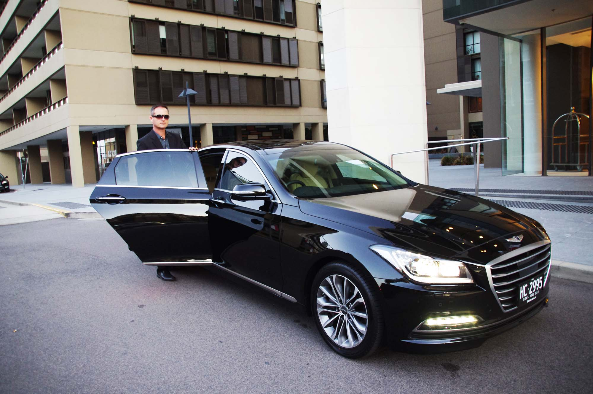Hunter Valley & Newcastle, NSW, Limousine Service