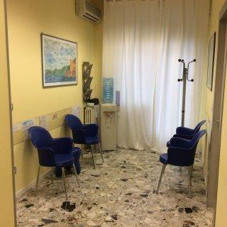 Sala attesa odontoiatrico