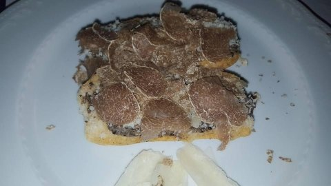 filetti al tartufo