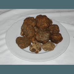 Piatto di tartufi