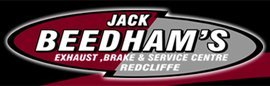 jack beedhams exhaust and brake centre business logo