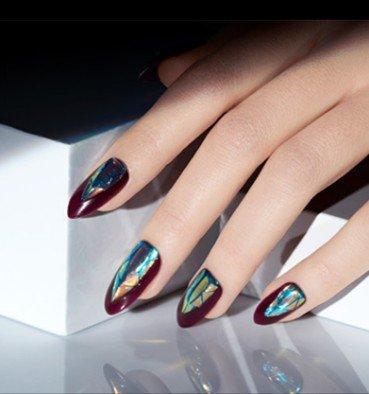 decorazioni unghie CND Shellac Recco Estetica Sandra