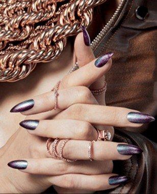 novità unghie estetica sandra Shellac Recco