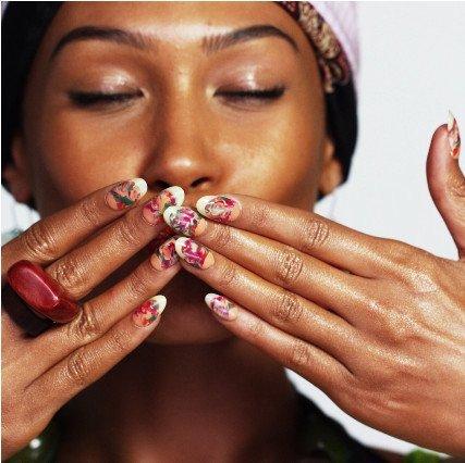 unghie nails smalti CND Shellac Istituto di bellezza Recco