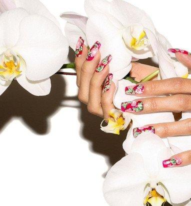 unghie curate CND Shellac Istituto di bellezza Recco