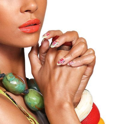 nails CND Shellac Istituto di bellezza Recco