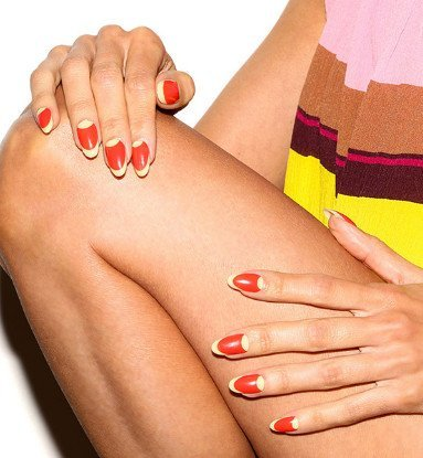 unghie perfette CND Shellac Istituto di bellezza Recco