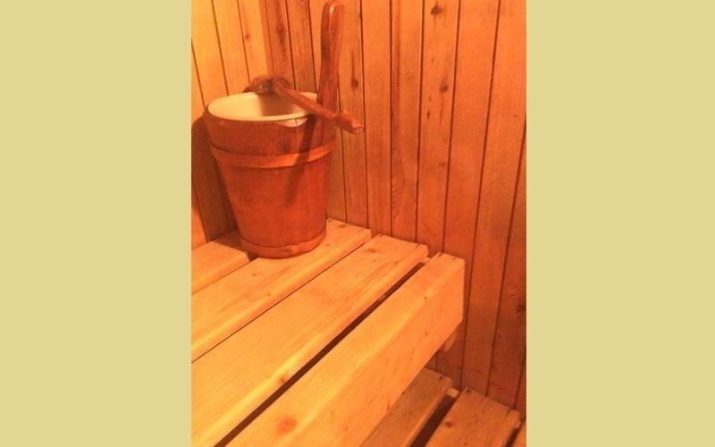 sauna e bagno turco Istituto di bellezza Sandra Recco