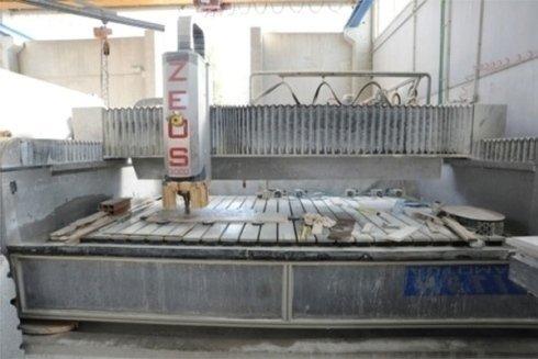 lavorazione e lavaggio del marmo