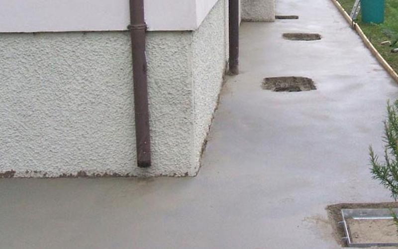 Pavimentazioni viali